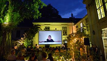 dotdotdot, kurzfilm, festival, volksmuseum, josefstadt, tobias raschbacher, science-fiction,open-air-kino in wien,