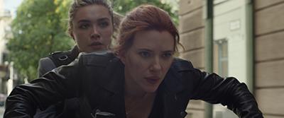 black widow, florence pugh, scarlett johansson, avengers, action, film, handlung