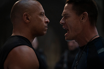 vin diesel, john cena, fast and furious 9, film, action