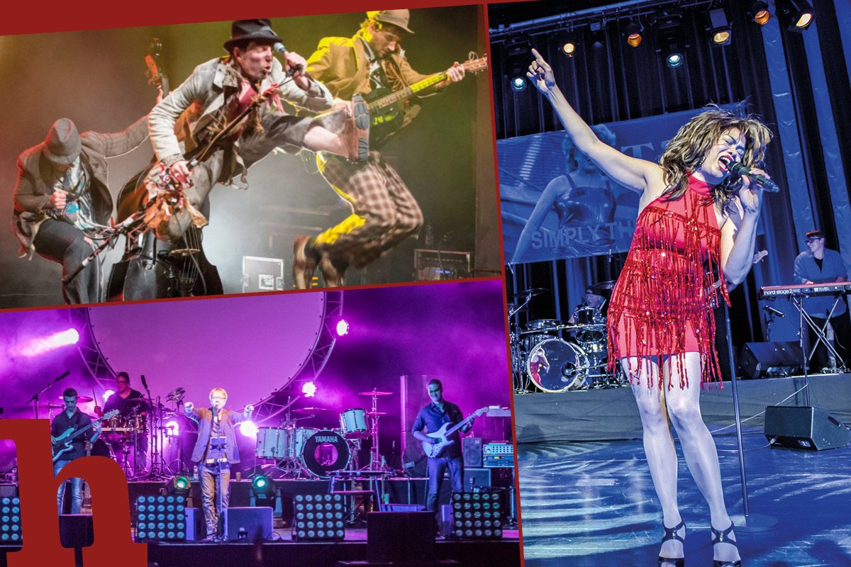 Donaubühne Tulln – welche Konzerte stattfinden, welche abgesagt sind