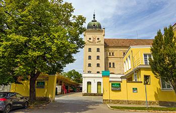 hubertus bräu, laa an der thaya, niederösterreich