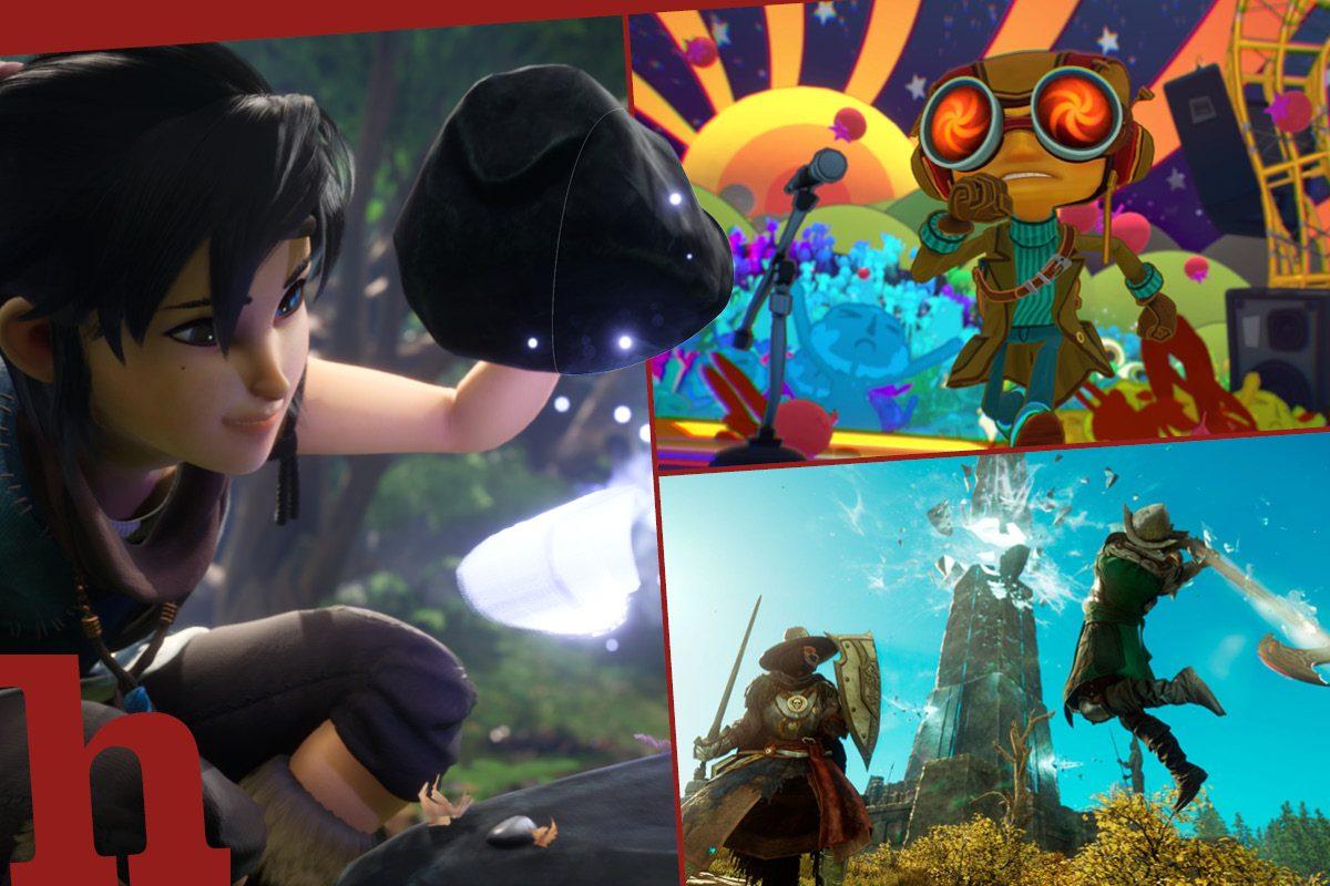Neue Games im August: 5 kleine aber feine Sommerkracher