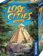 Lost Cities Roll & Write Spiel