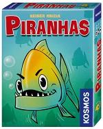Piranhas, Kartenspiel