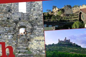 Ruinen-Hopping im Kremstal – Miriams Ausflugstipp