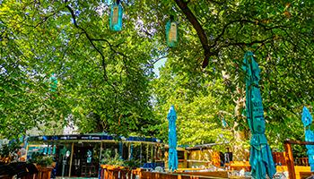 kleinod, stadtgarten, stadtpark, schanigärten in wien, natur, cocktails, live musik,
