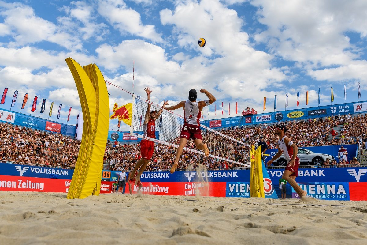 Beachvolleyball EM 2021 in Wien: Alles, was du wissen musst!