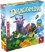 Dragomino, Kinderspiel des Jahres, Domino-Variante