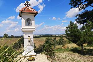 Landschaft, Materl, Aussicht