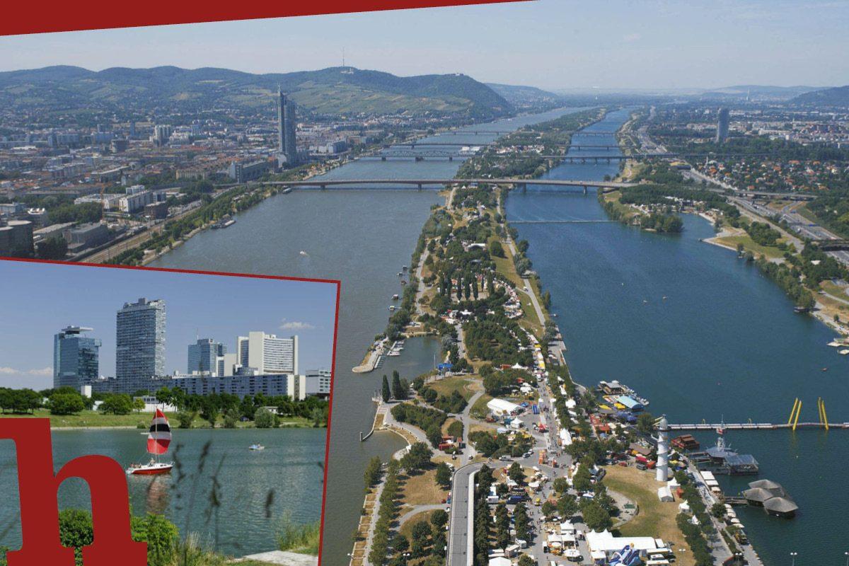 Donauinsel Tipps: Diese 5 Dinge musst du hier unternehmen