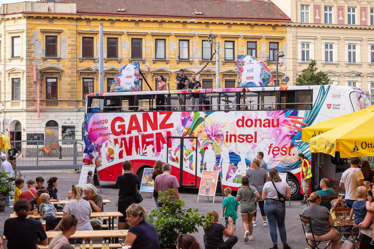 Donauinselfest 2021: Gigs und Locations der DIF Sommertour im Check