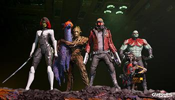 guardians of the galaxy, spiel, neuveröffentlichung, square enix, xbox, playstation, switch, pc,