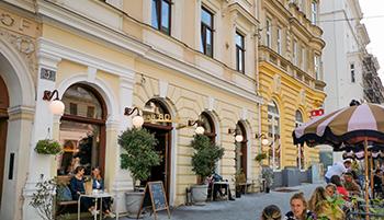 adlerhof, neu, wien, café, bäckerei,
