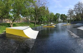 Loretto Plaza Skatepark