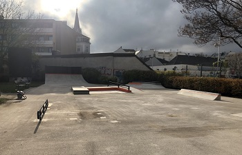 Kendlerpark Skatepark
