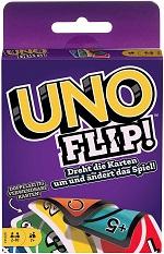 UNO Flip! Kartenspiel, Hülle
