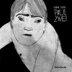 Paul Zwei, Comic von Paul Suess, Cover
