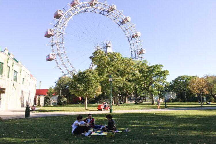 Picknick in Wien: 10 schöne und gemütliche Plätze