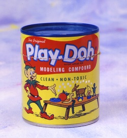 Play-Doh Dose 1956, Spielzeug-Knete