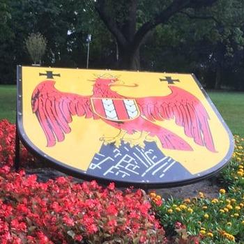 Wappen im Rathauspark, Picknick Wien, Stadt