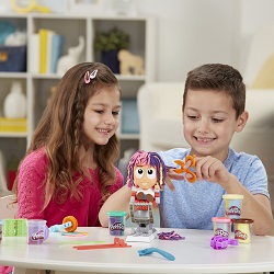 Play-Doh verrückter Fr