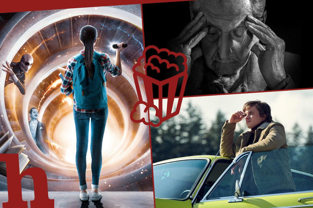 Kino und Streaming im Oktober: Ibiza, Venom 2, Klammer & Co,