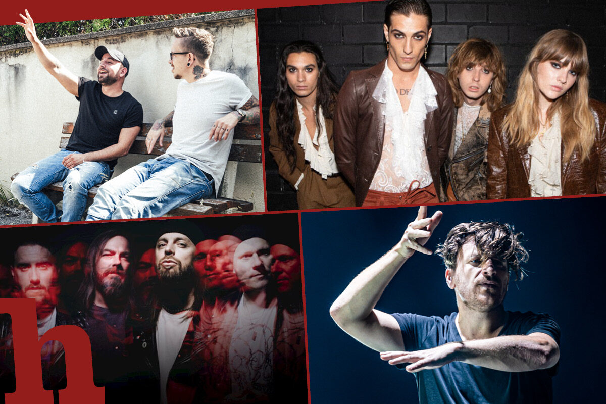 Nova Rock Encore – Das sind die 8 Bands am Festival!