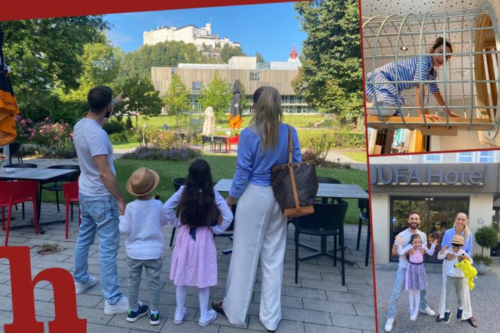 JUFA Hotel Salzburg City im Test: Das zentrale Familienhotel