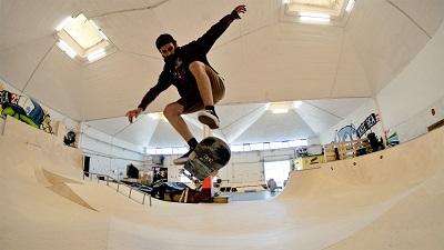 Jürgen Leurer, Trick, Skatearea23