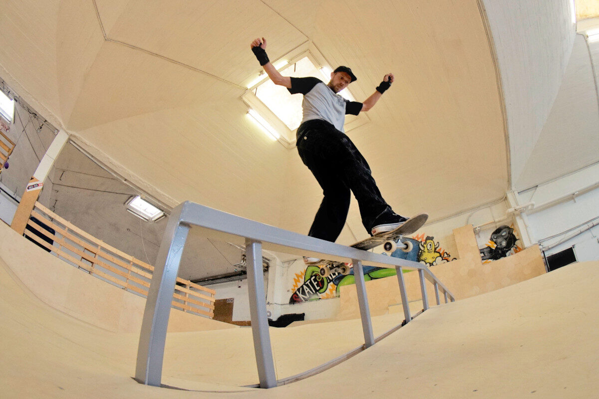 Skatearea23 neu eröffnet – so cool ist Wiens Skatehalle jetzt