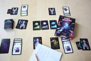 Space Dragons Spiel im Test – die Crew ist der Clou!