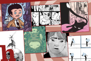 7 Comiczeichner aus Wien und ihre einmaligen Werke