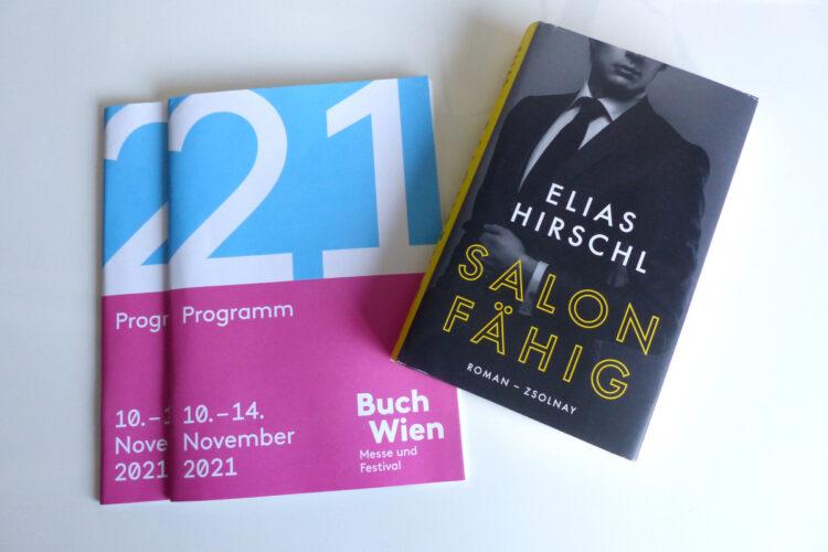 Buch Wien 2021: Das Programm, plus Tickets mit Buch gewinnen!