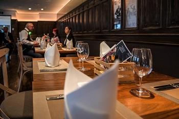 Handwerk Restaurant in Wien, Abendessen